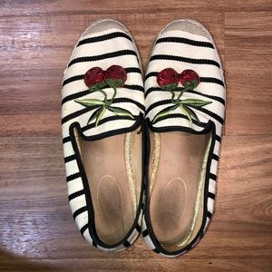 ✨BROWNS COUTURE ESPADRILLES✨